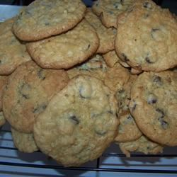 Chococonut Chip Cookies