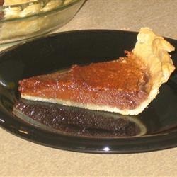 Chocolate Chess Pie I JARRIE