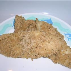 Simple Ranchy Breaded Fish Fillets Anonymous