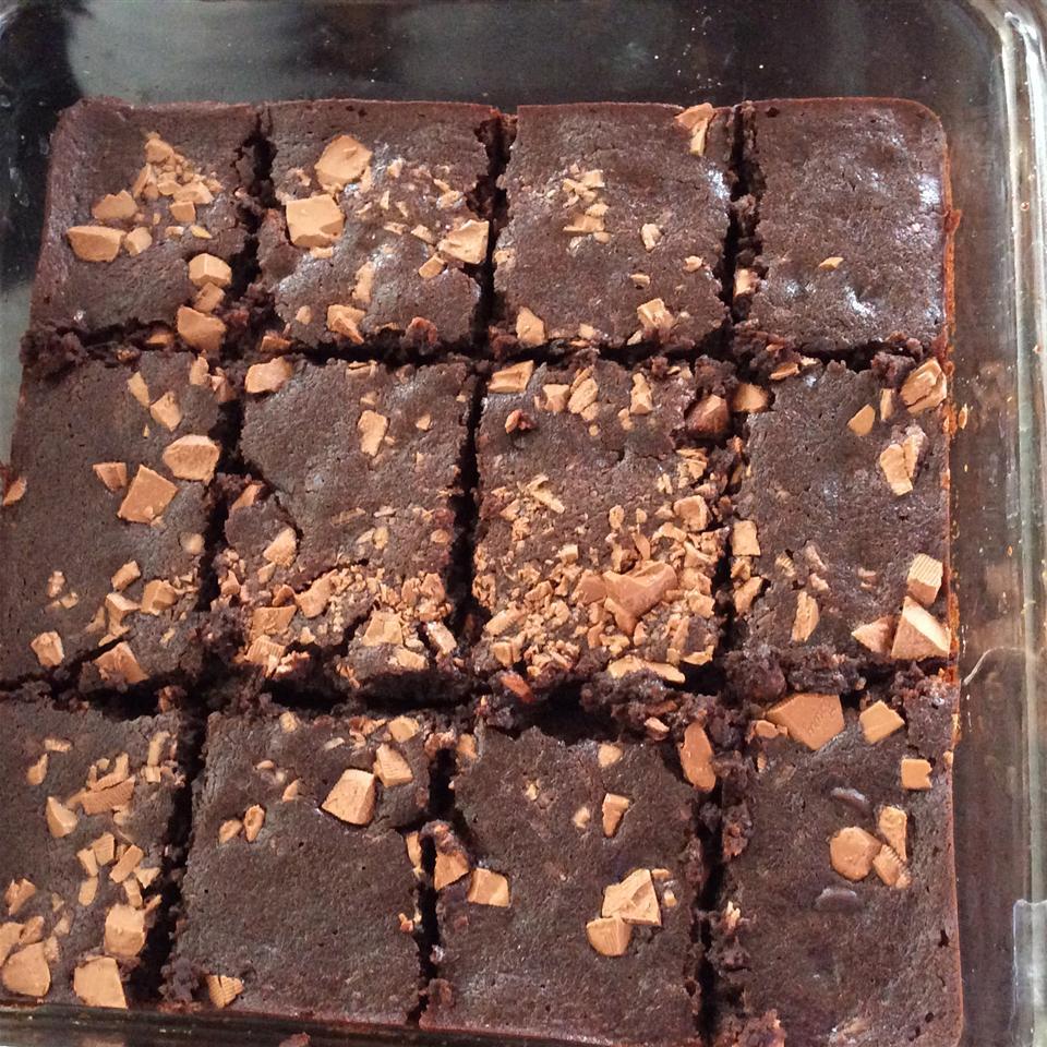 Flourless Brownies narend