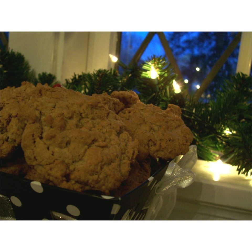 Kristen's Awesome Oatmeal Cookies njt45215
