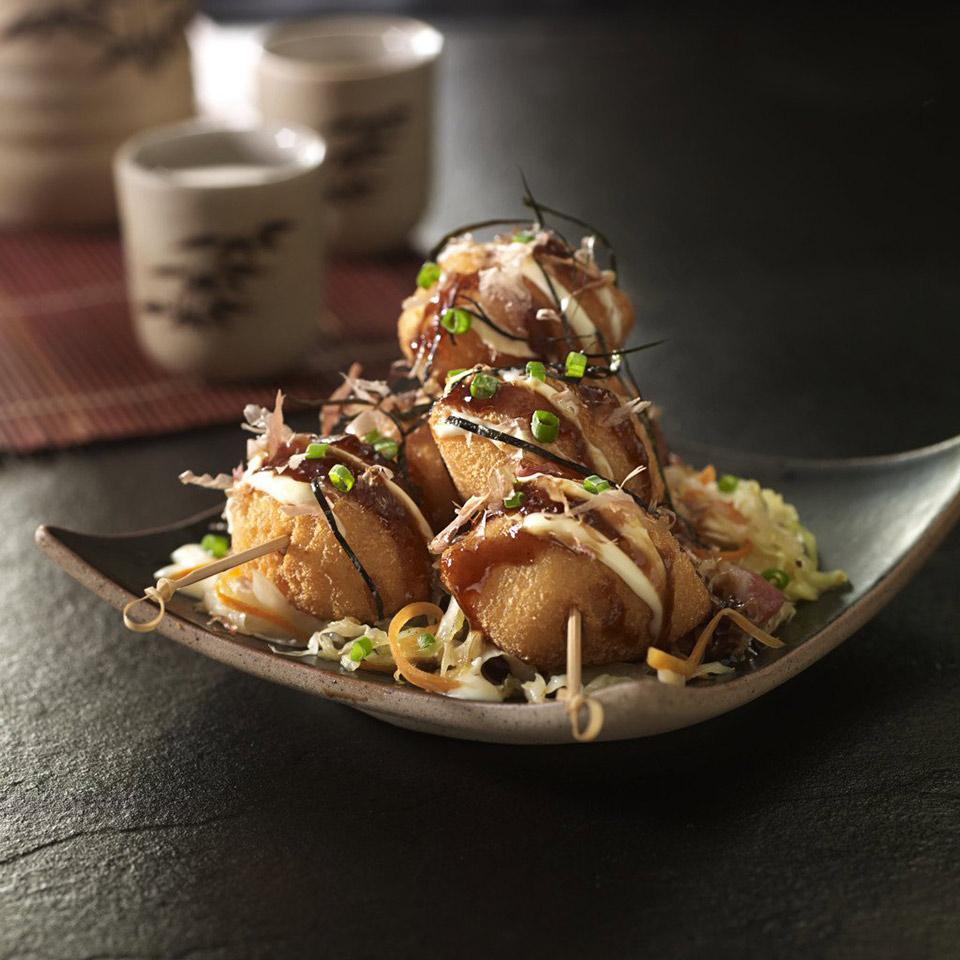Japanese Sweet & Savory Potato Bites