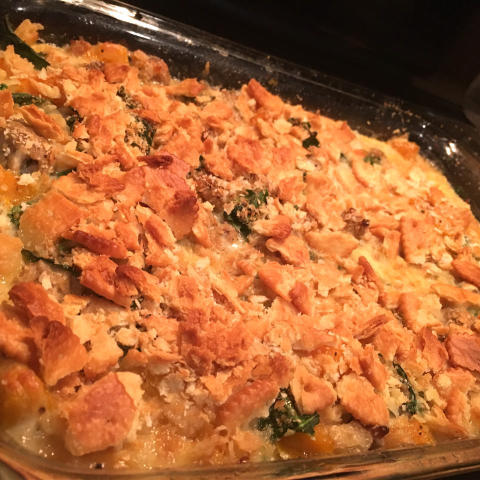 Kristin's Turkey Butternut Squash Casserole PLoveRN