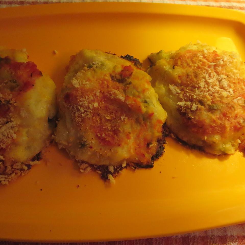 Spicy Jalapeno Cheese Pepper Potato Patties Phoebe
