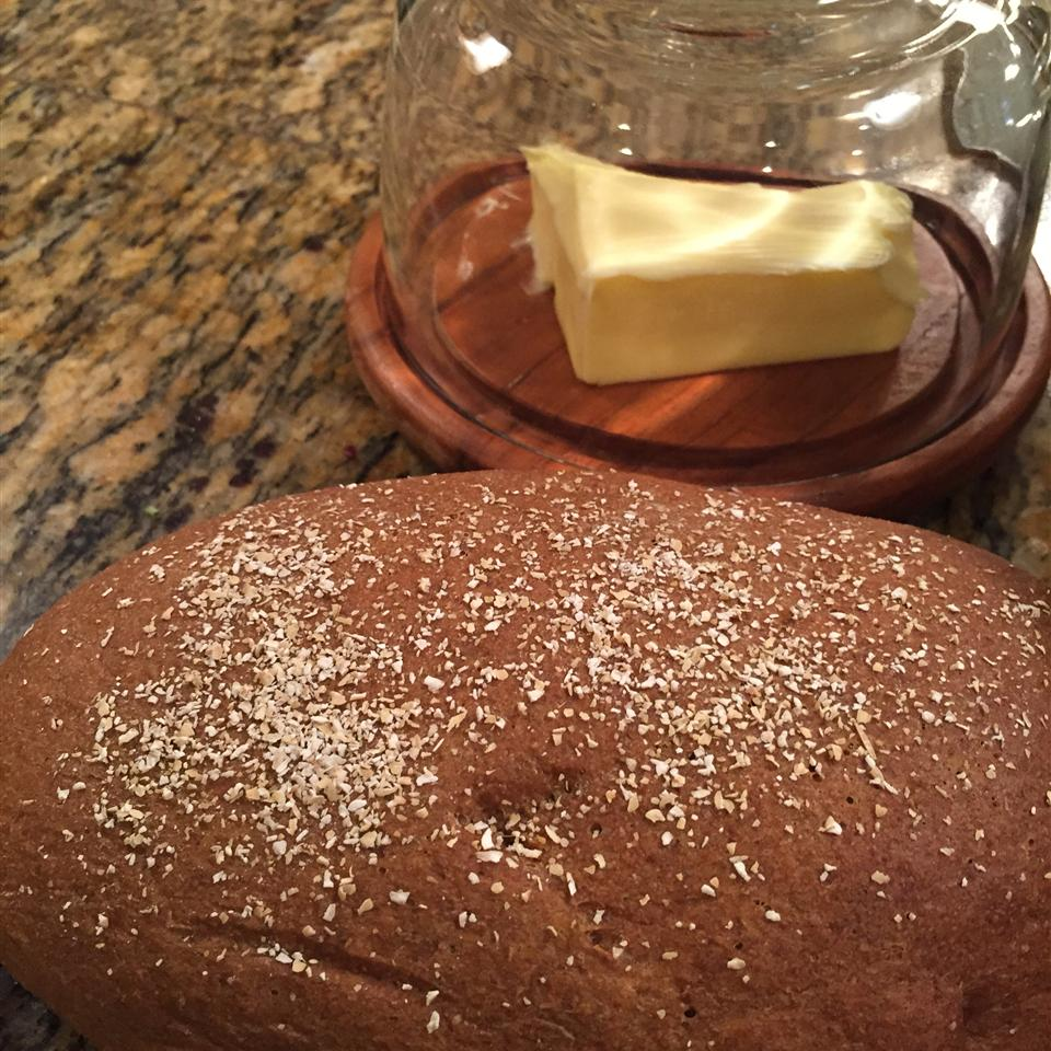 Molasses-Oat Bran Bread Sue Chef