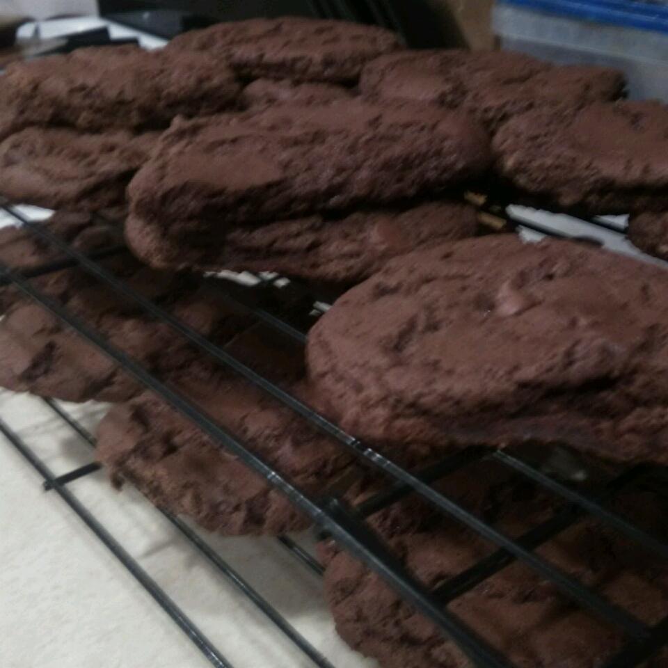 Hazelnut Cocoa Cookies Krista Gagean