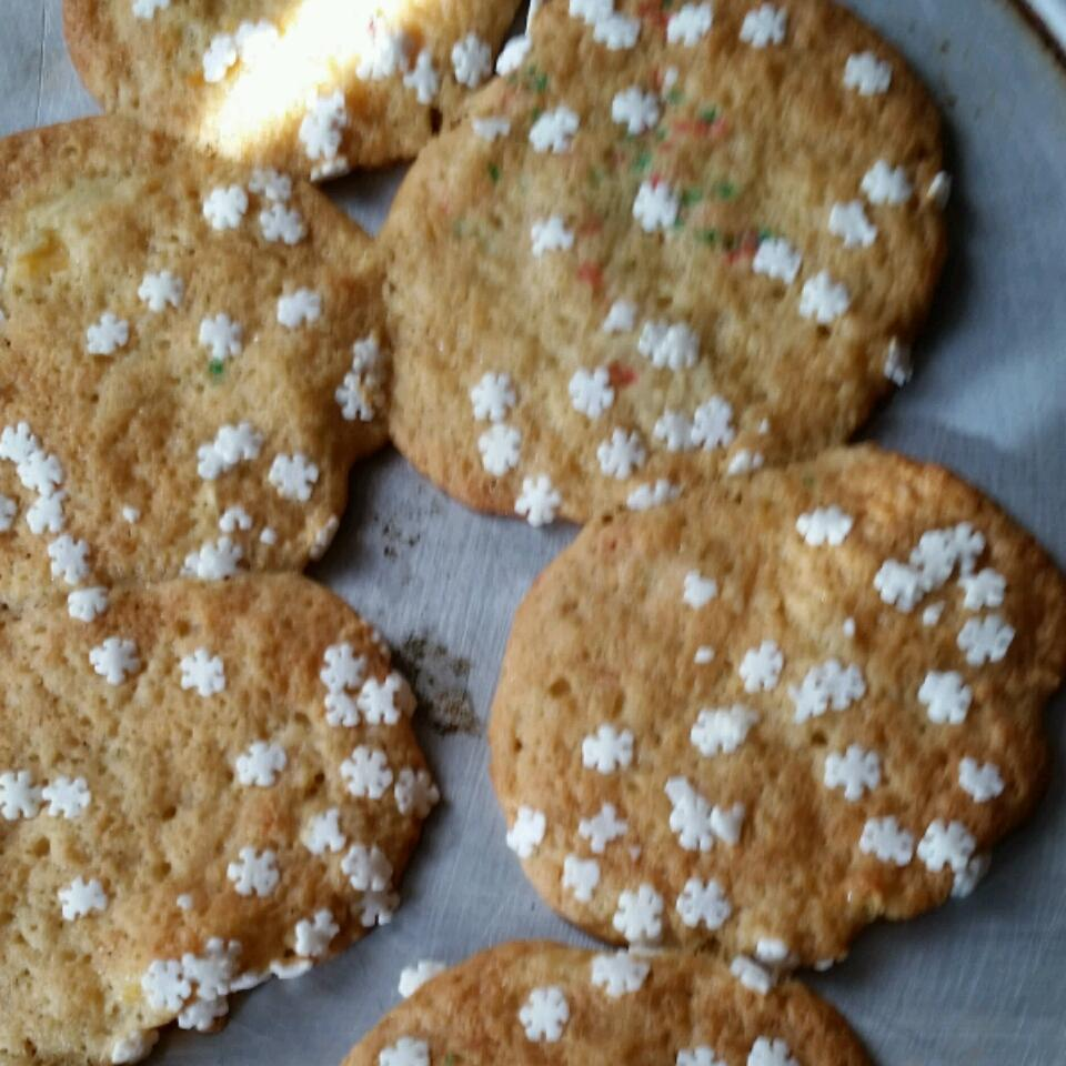 Bette's Pineapple Cookies Bruce Runion