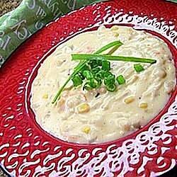 cajun corn and crab bisque recipe