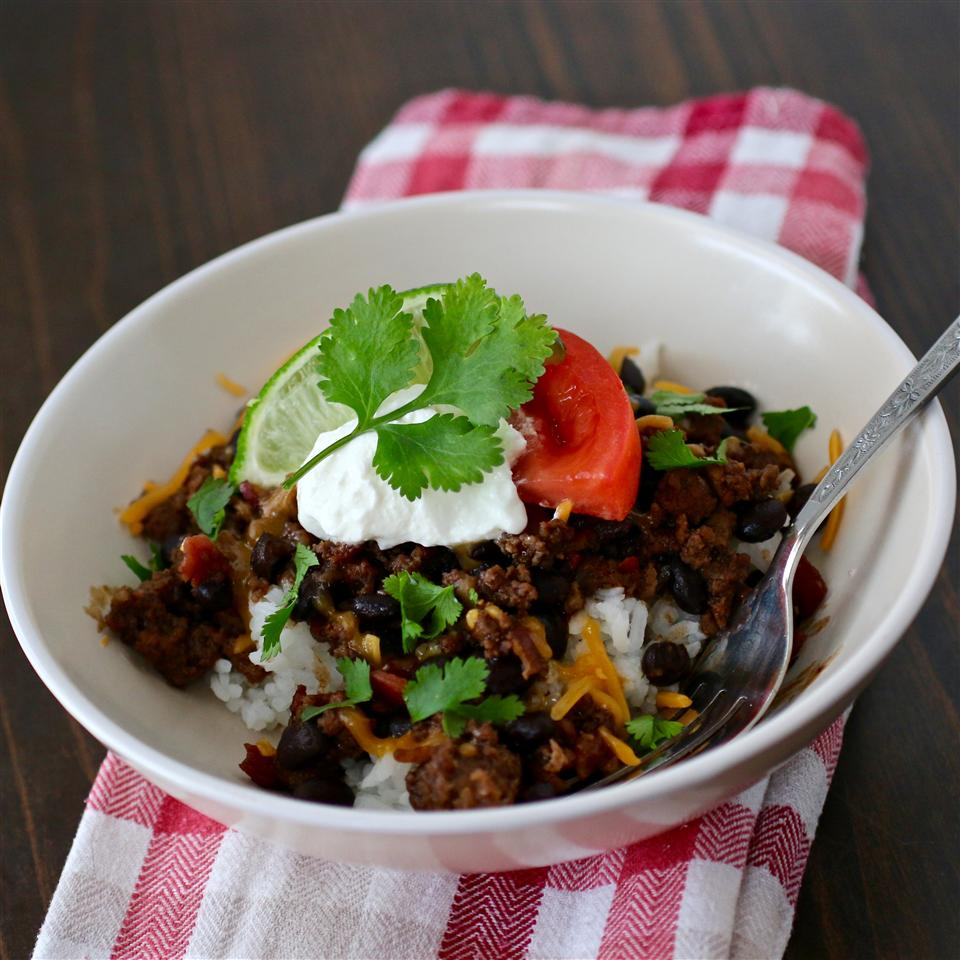 Creamy Refried Black Beans