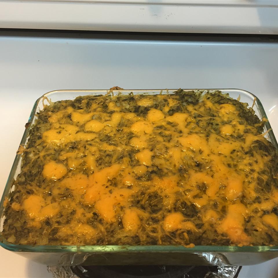Potato Spinach Casserole erika