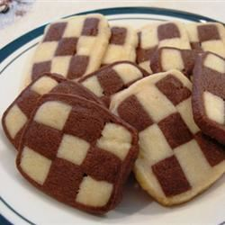CheckerBoard Cookies I