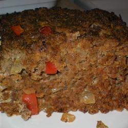 Cajun Style Meatloaf