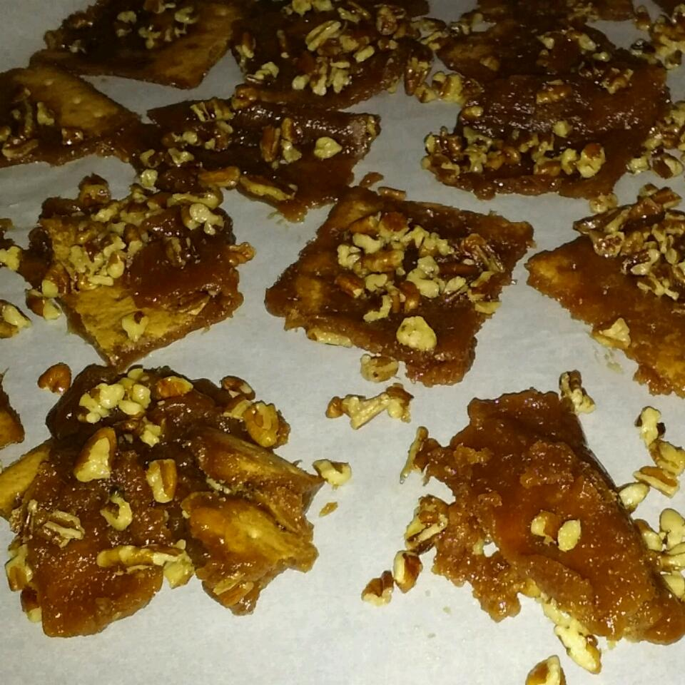 Pecan Praline Cookies lisambolinger
