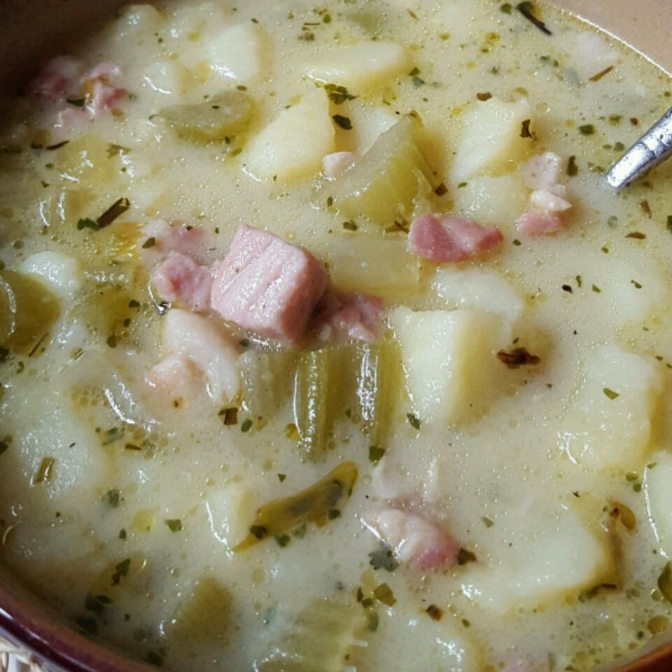 Absolutely Ultimate Potato Soup Julie A Oczko