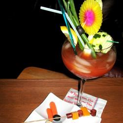 Bloody Mary Deluxe PAMELA D. aPROpos of nothing