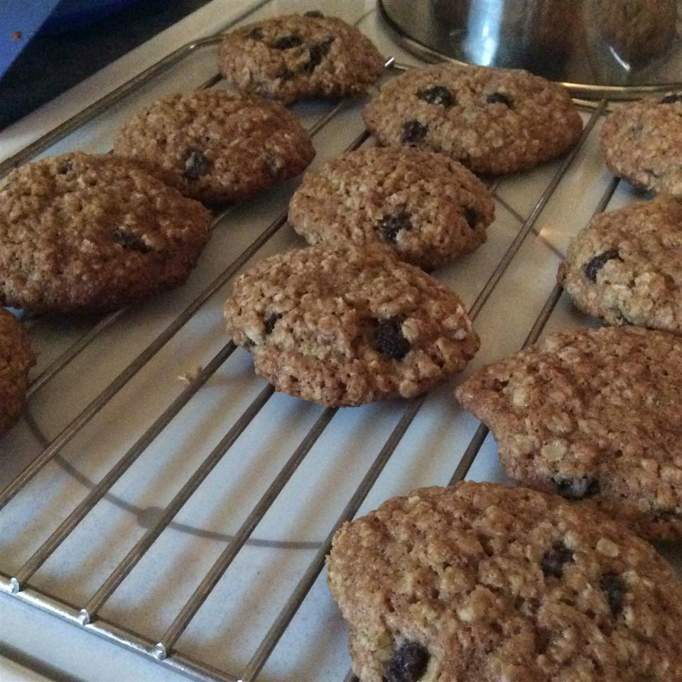 Oatmeal Raisin Cookies VI DebM