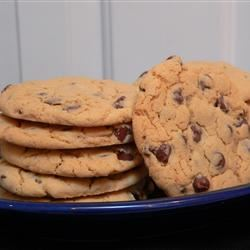 Felix K.'s 'Don't even try to say these aren't the best you've ever eaten, because they are' Chocolate Chip Cookies Scotdog