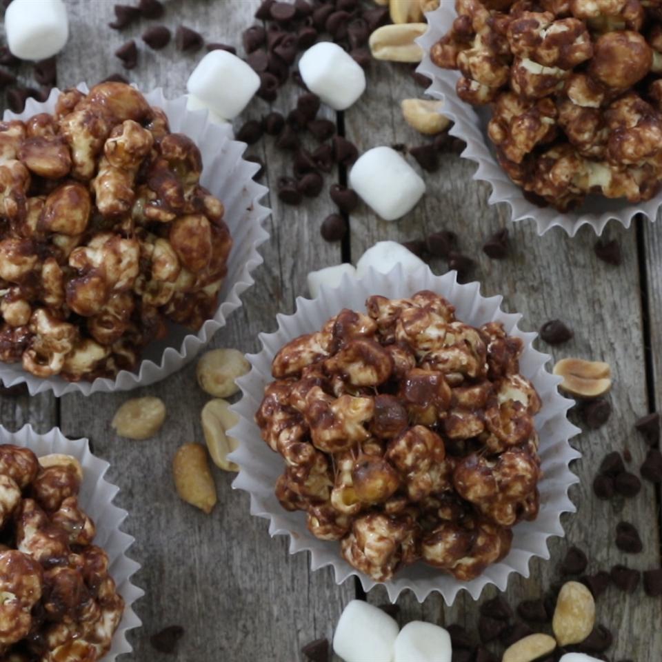 Rocky Road Popcorn Balls Allrecipes
