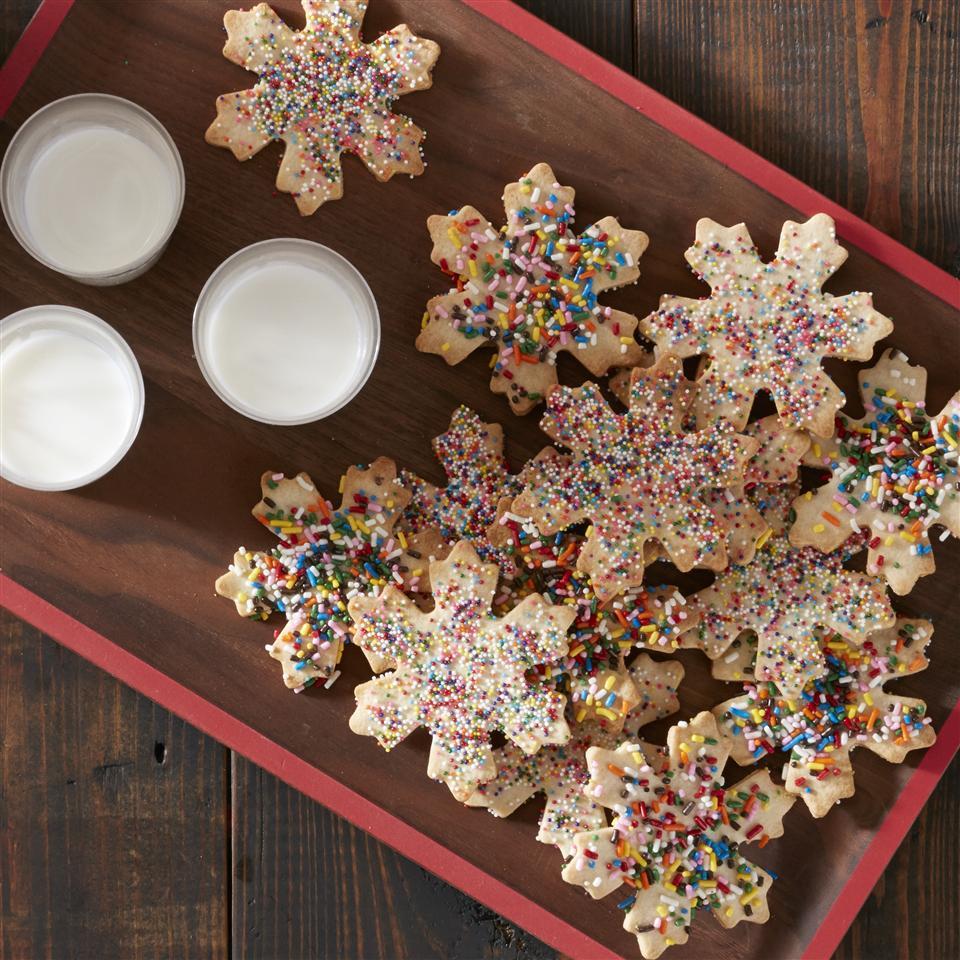 Snowflake Sugar Cookies Reynolds Kitchens(R)