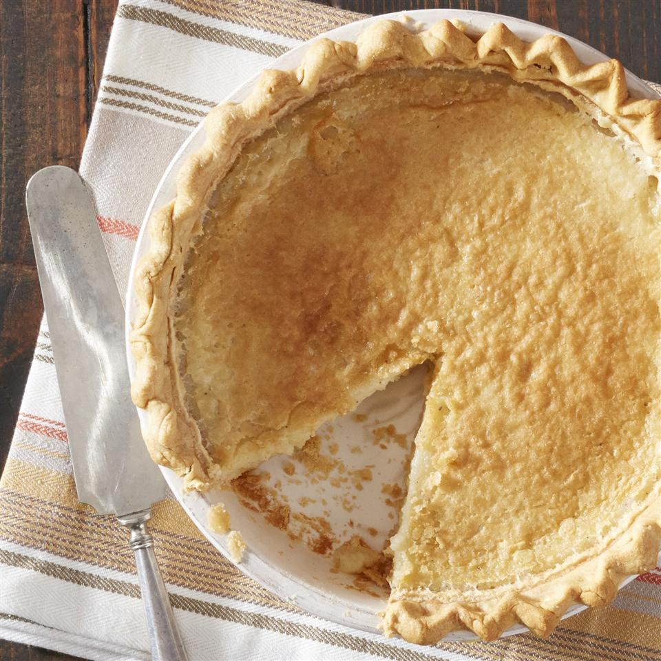Classic Buttermilk Pie Reynolds Kitchens(R)