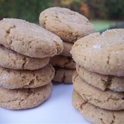 Ginger and Spice Cookies Janet