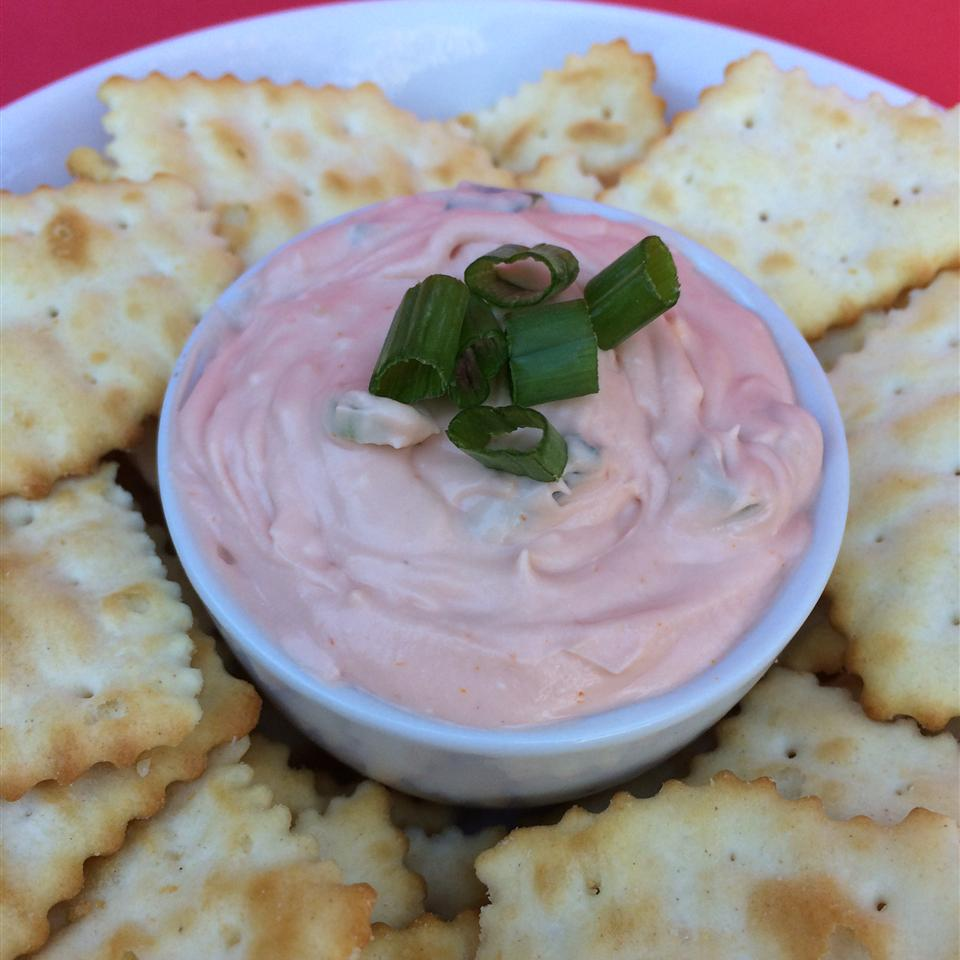 Homemade Creamy Chip Dip