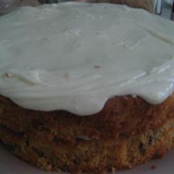 Mom's Pineapple-Carrot Cake Christina Cheng