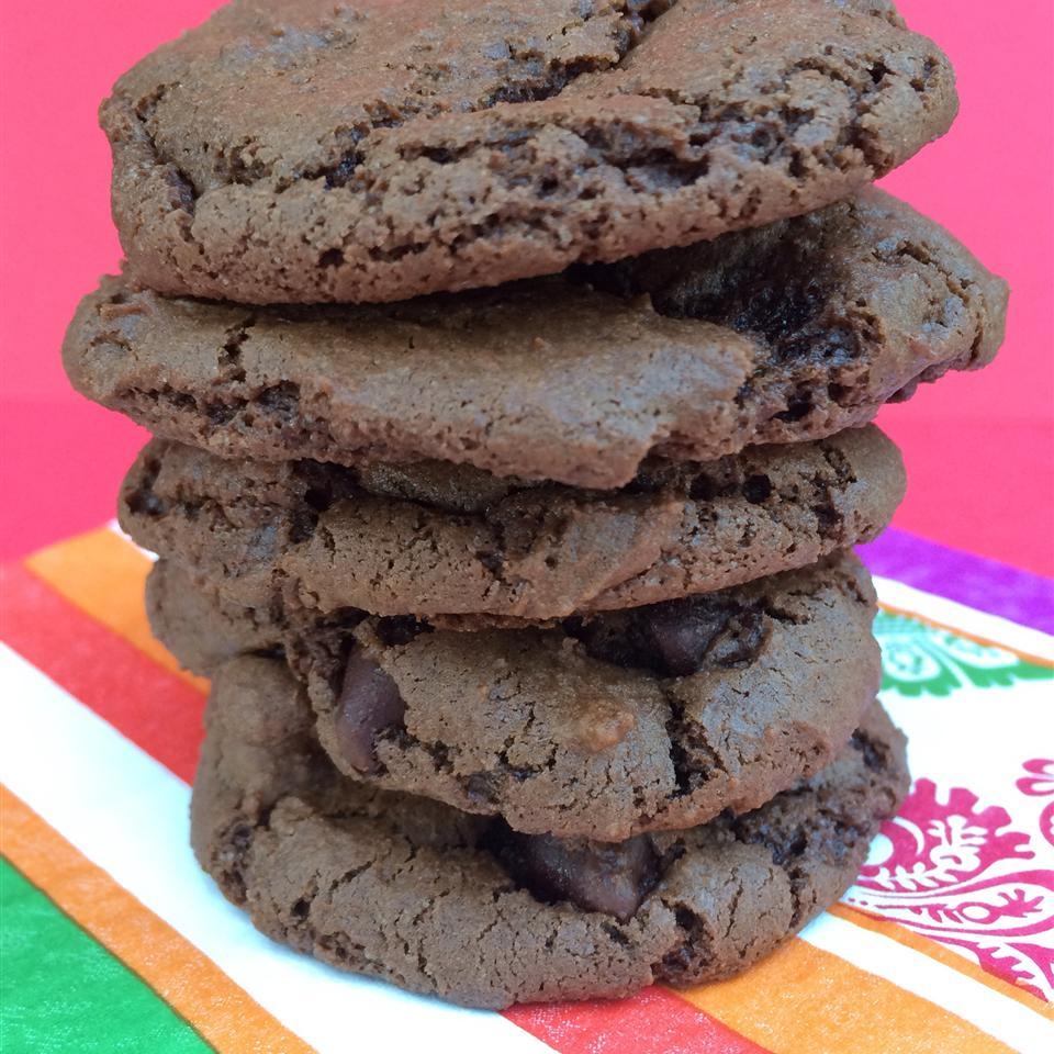 Chocolate Sugar Drop Cookies Jamie7