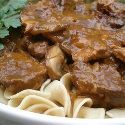 Beef, Burgundy Style maryb