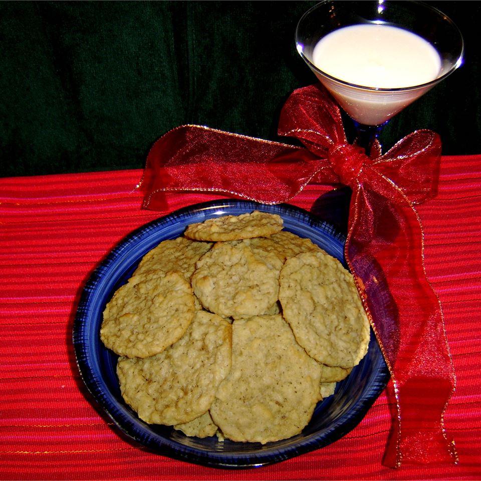 Coconut Oatmeal Cookies I EQUILDOTTSIN