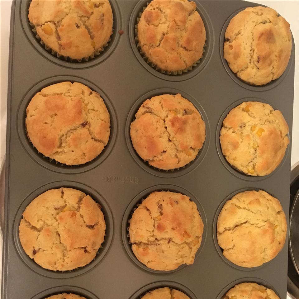 Savory Breakfast Muffins hp2534