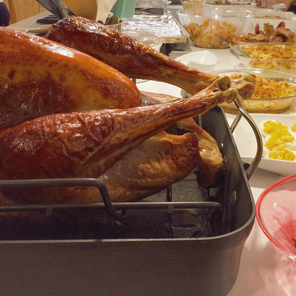 Dry Brine Turkey