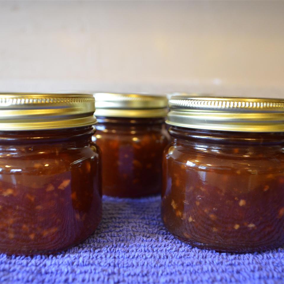 Buttery Caramel Apple Jam JUST DUCKY
