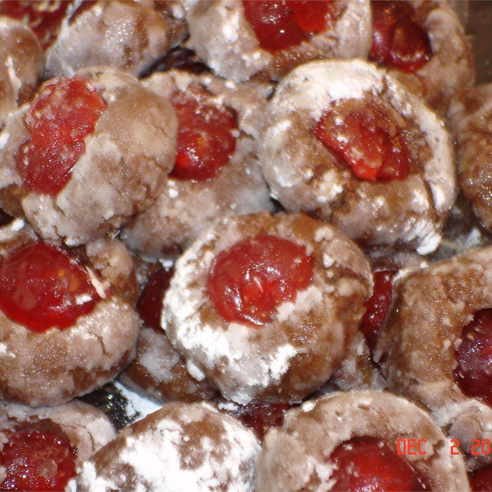 Cherry Rum Balls PAULA ALGOZZINI JOHNSON