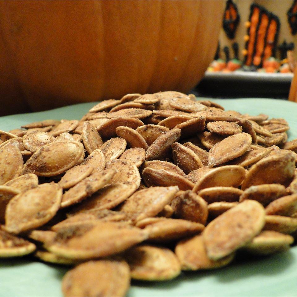 Maryland Pumpkin Seeds Stacy McVay