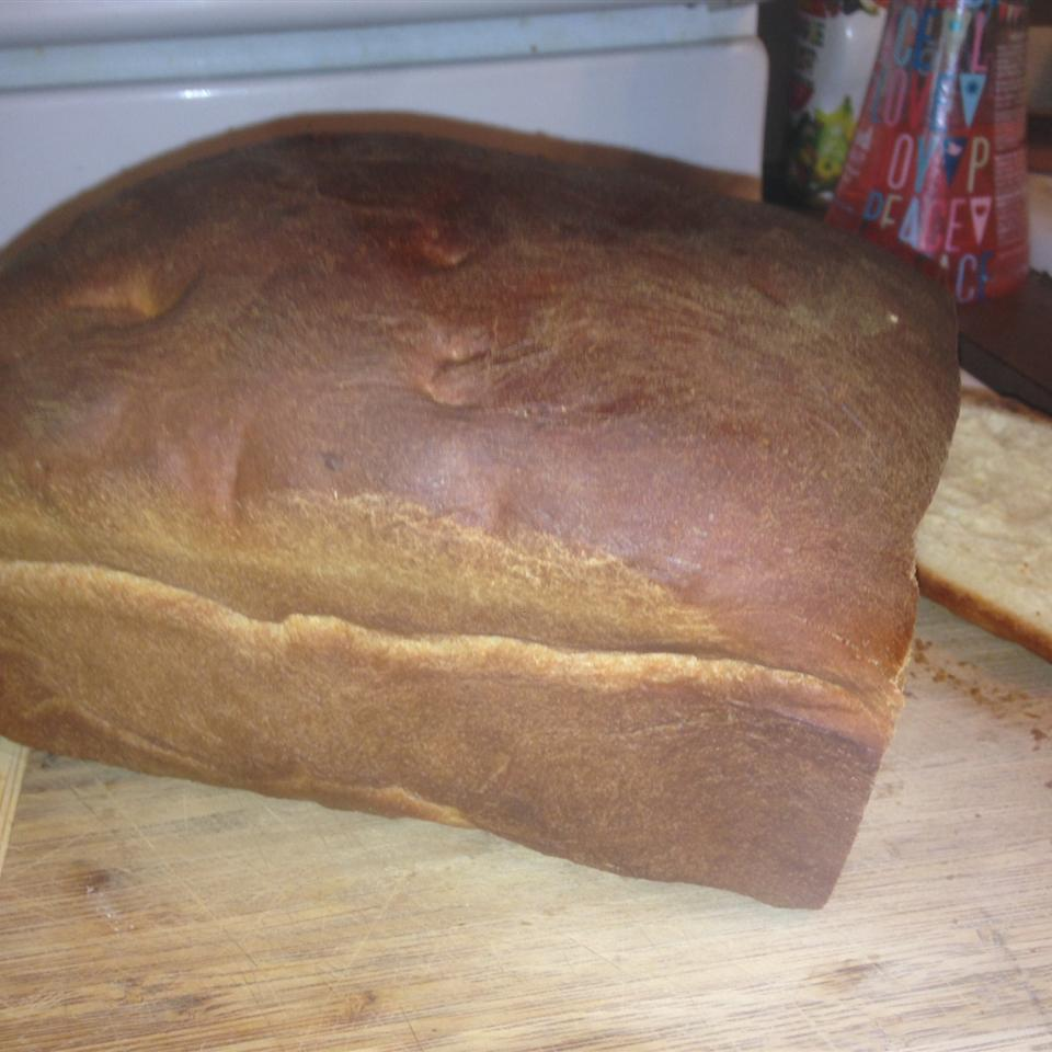 White Yeast Loaves Janette