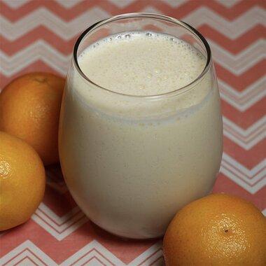 banana orange and ginger smoothie recipe