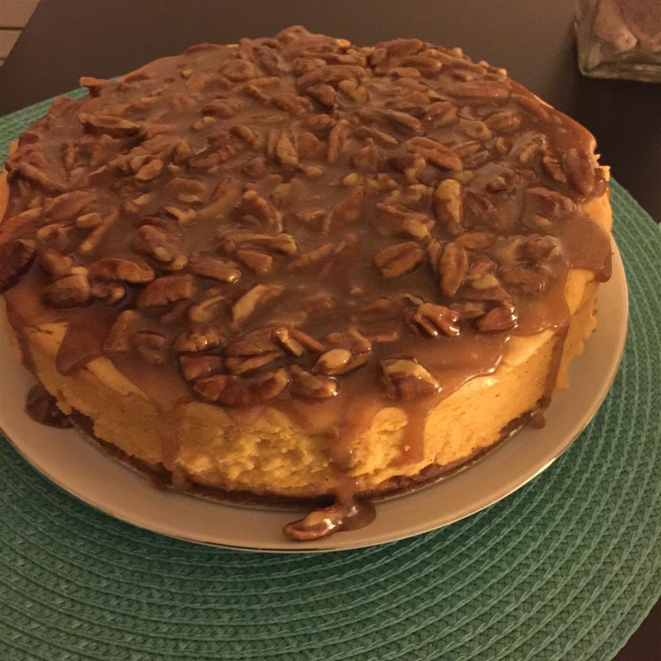 Sweet Potato Cheesecake divadeb711