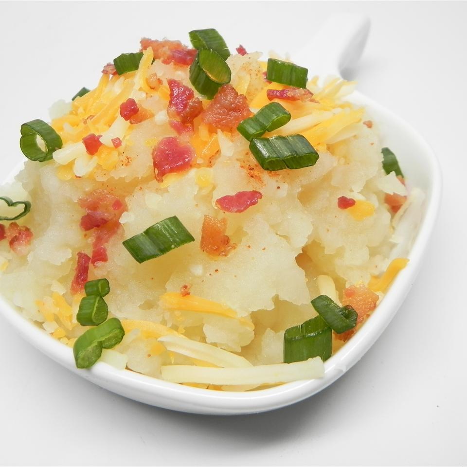 Skinny Mashed Potatoes
