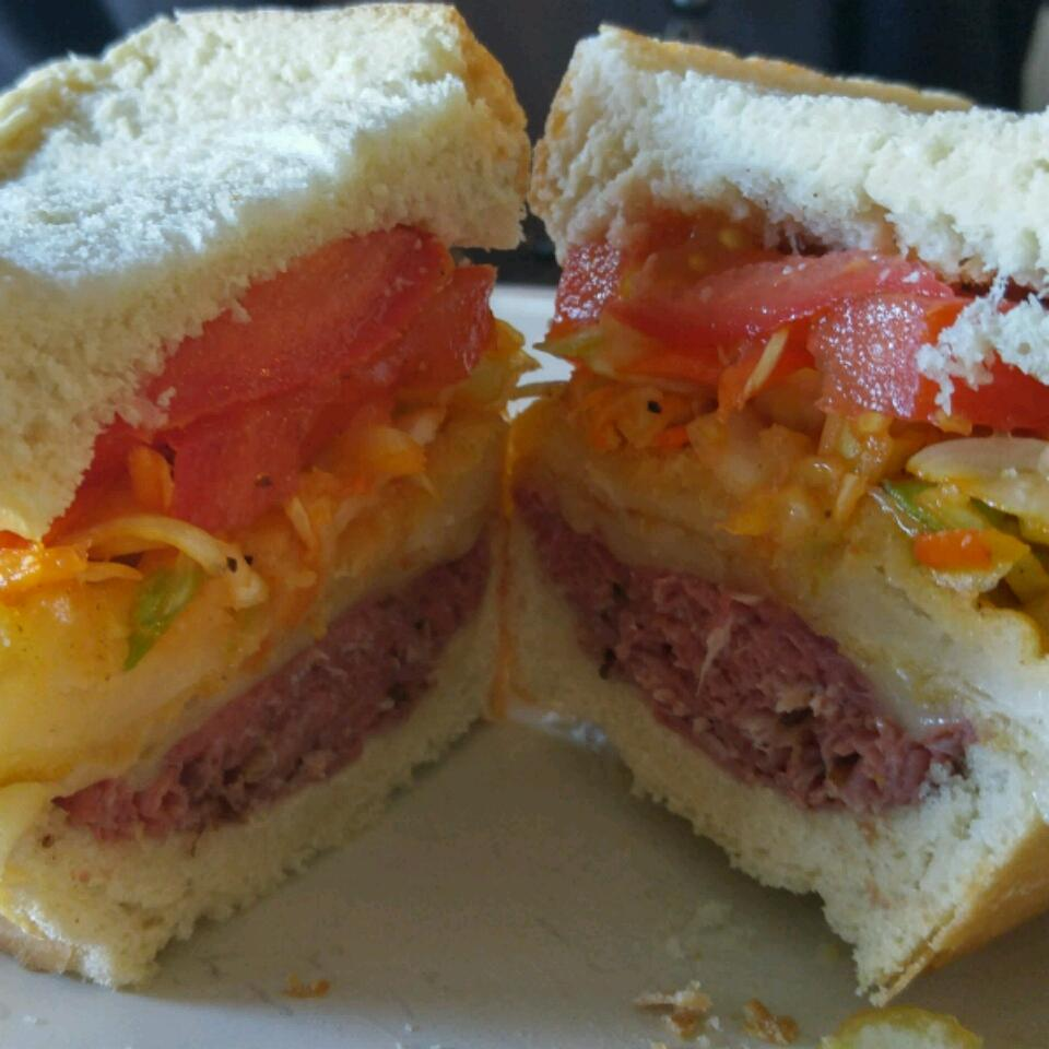 Pittsburgh Sandwich sunny