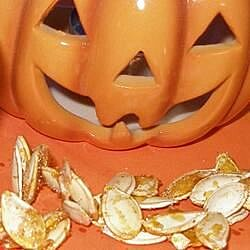 sweet spicy pumpkin seeds recipe