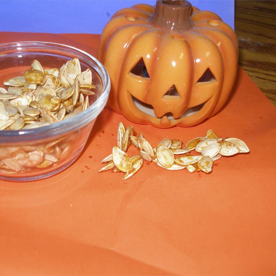 Sweet Spicy Pumpkin Seeds Soifua