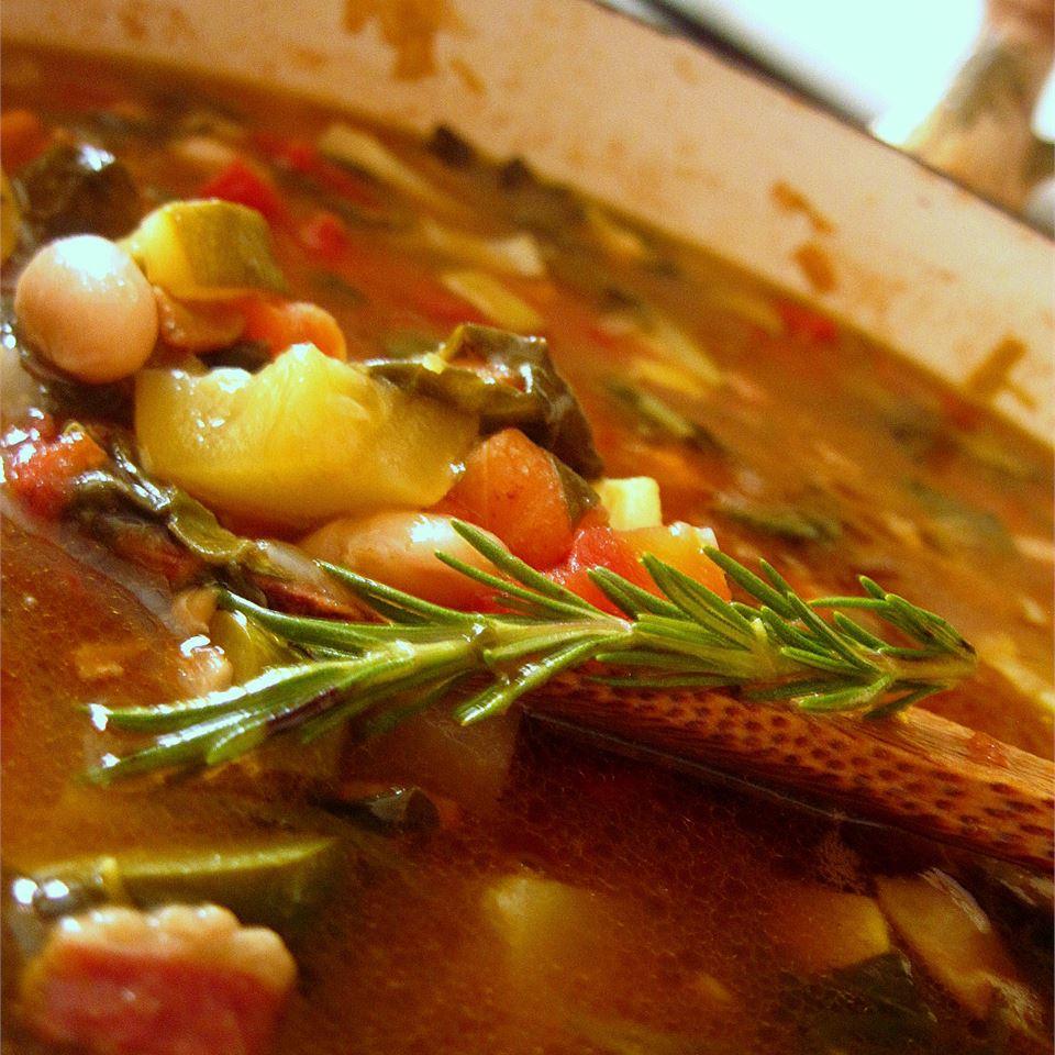 Minestrone Soup I