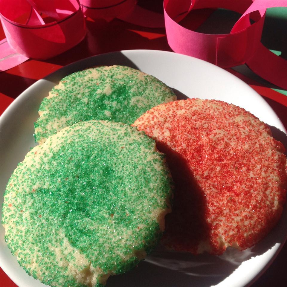 Blue Ribbon Sugar Cookies Laura Sauls
