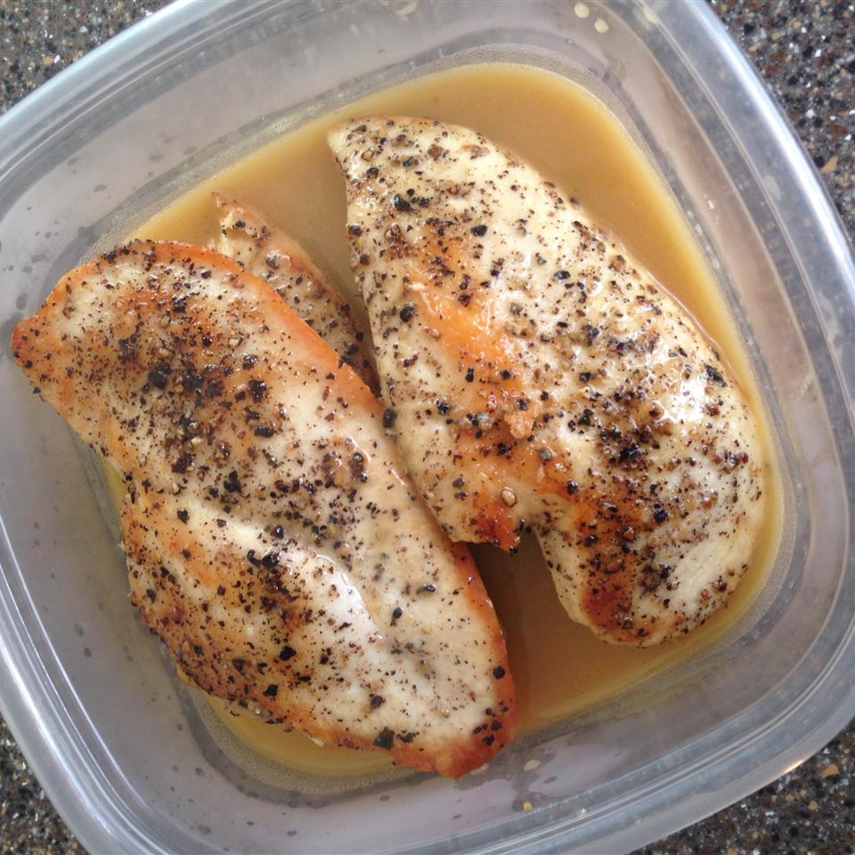Pan-Roasted Chicken Breasts liz