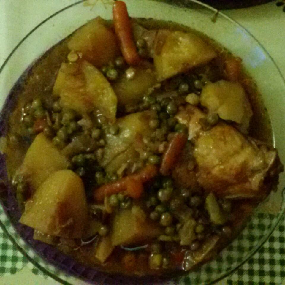 Maltese Rabbit Stew