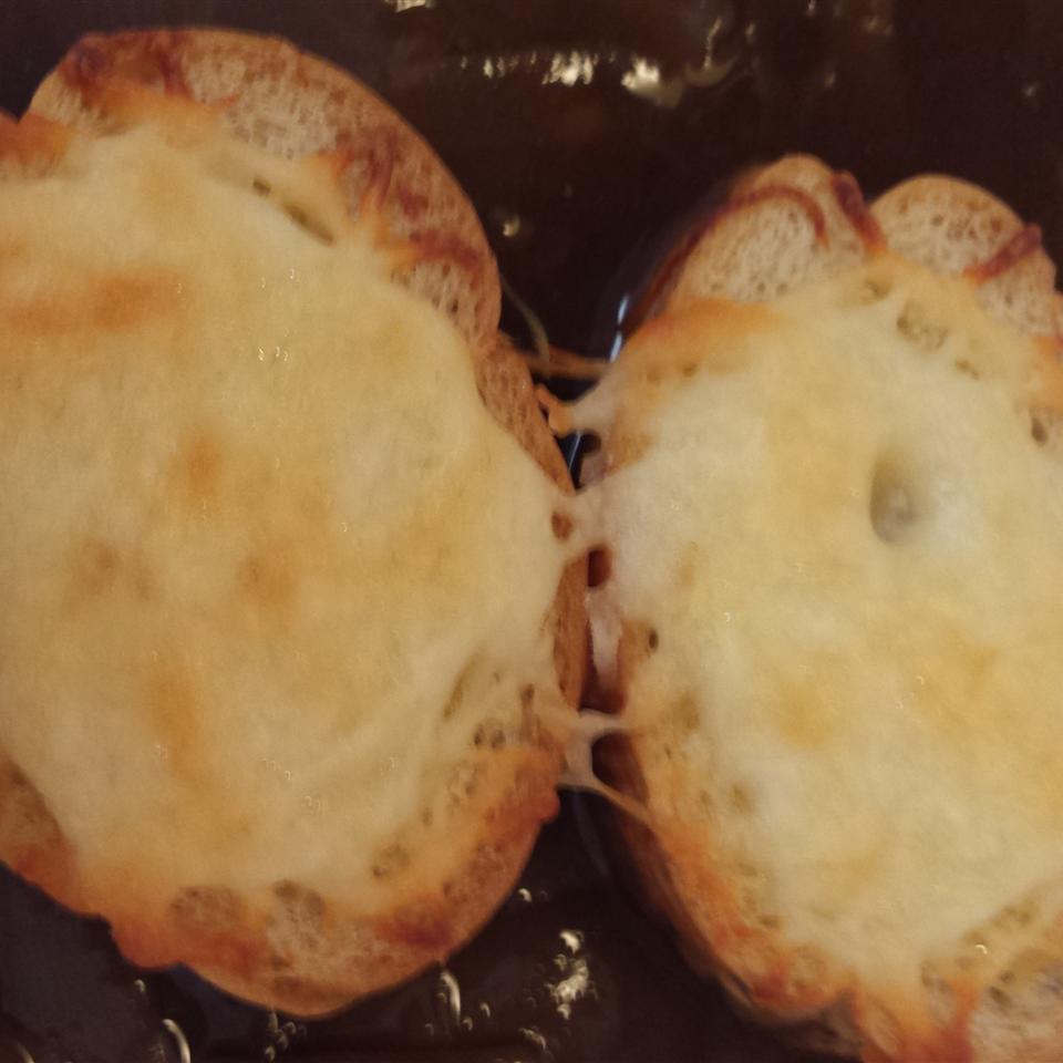 French Onion Soup with Celeriac Liz Dalton 'Lizzie'