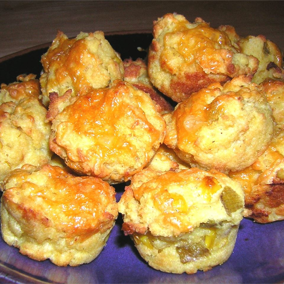 Savory Corn Muffins NICEGIRL512