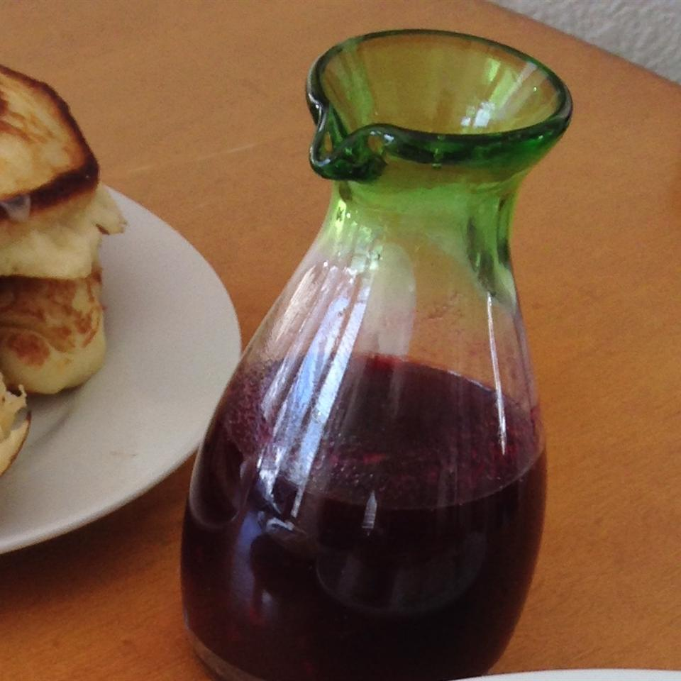 Spiced Pomegranate Syrup SpoonSister