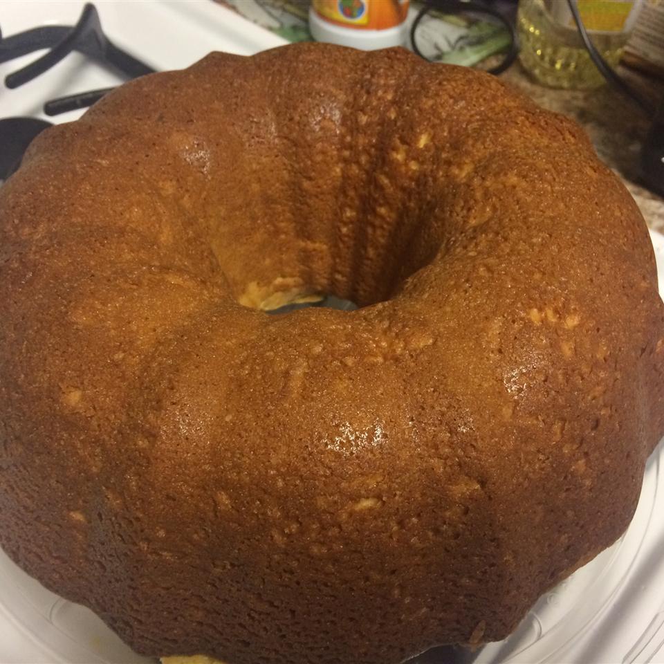 Cream Cheese Pound Cake II